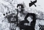 no-1502-ana-sladetic-tus-na-papiru-dim-13x17-cm-2010